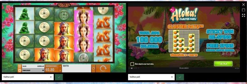 redbet casino multiplay ominaisuus