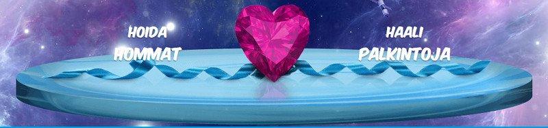 vera & john casino vip ohjelma sydämet