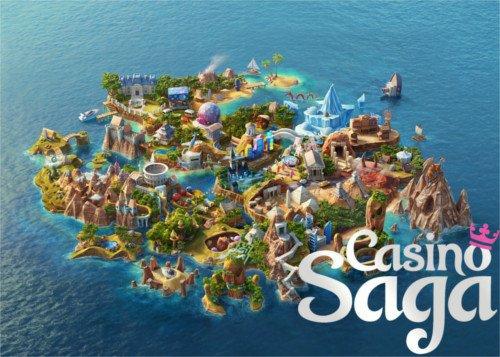 Casino Saga - aivan uudenlainen nettikasino!