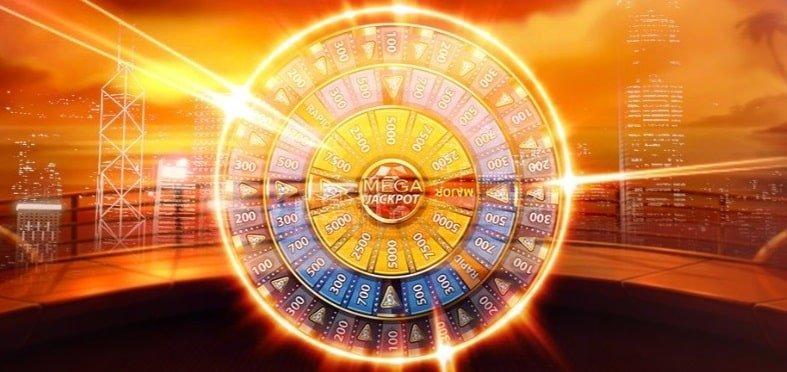 Maria Casinolla on runsaasti jackpot-pelejä