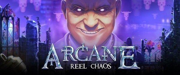 NetEnt-peli Arcane Reel Chaos