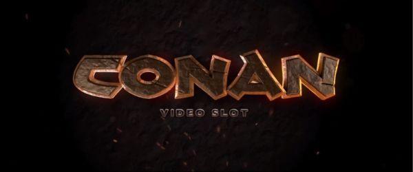 Conan-kolikkopeli NetEnt