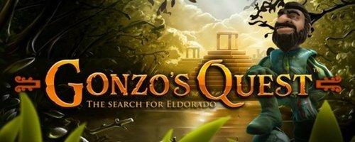 Gonzo's Quest -kolikkopeli