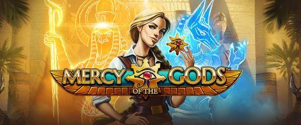 Mercy of the Gods -kolikkopeli NetEnt