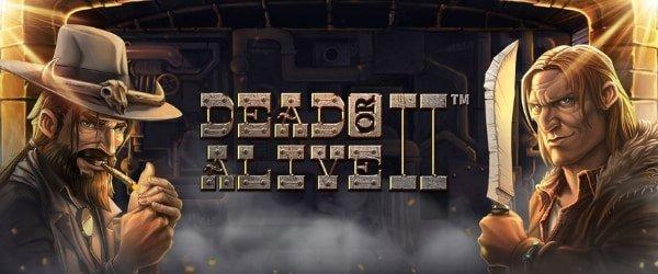 NetEnt Dead or Alive 2 -peli