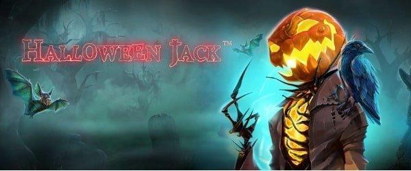 NetEnt Halloween Jack -slotti