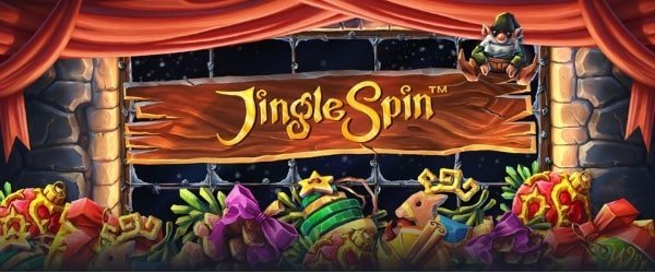 NetEnt Jingle Spin -slotti