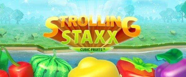 NetEnt Strolling Staxx -peli