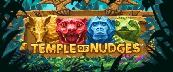 NetEnt Temple of Nudges -peli
