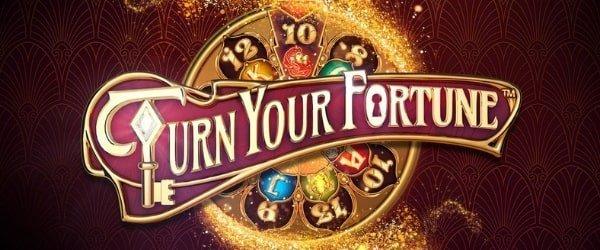 NetEnt Turn Your Fortune -peli