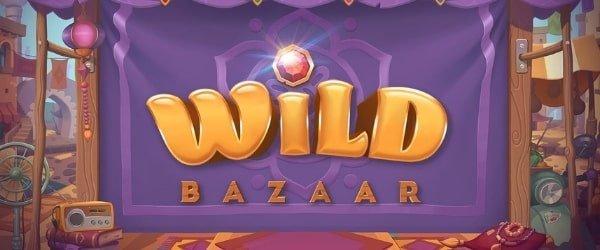 NetEnt Wild Bazaar -slotti