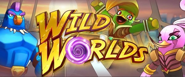 NetEnt Wild Worlds -peli
