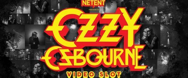 Ozzy Osbourne -kolikkopeli NetEnt