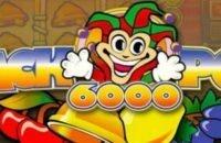jackpot6000 -kolikkopeli