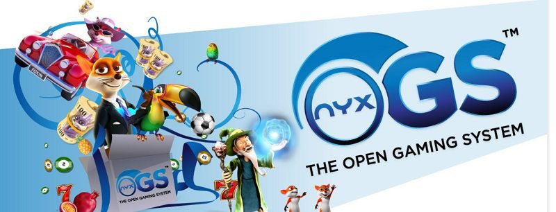 nyx pelinvalmistaja pelialusta