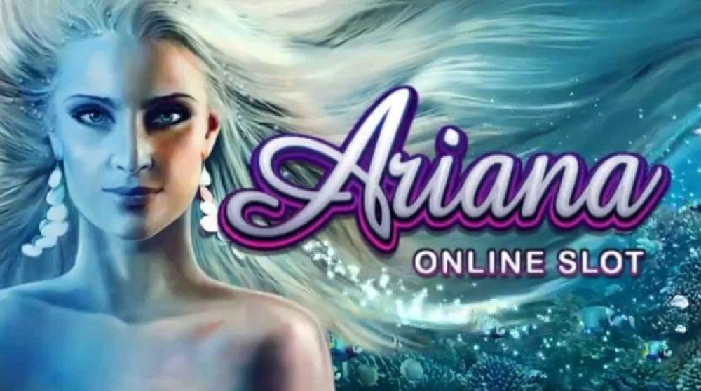 ariana online slot banneri