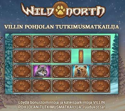 wild north erikoissymbolit