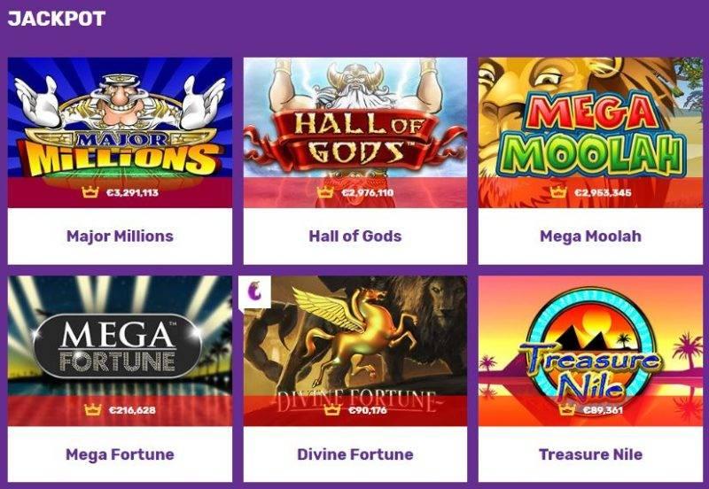 yako casino jackpot-pelit
