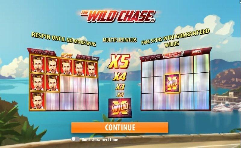 the wild chase peliohjeet