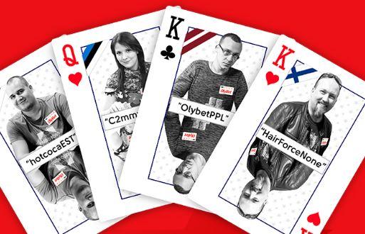 OlyBet pokeri