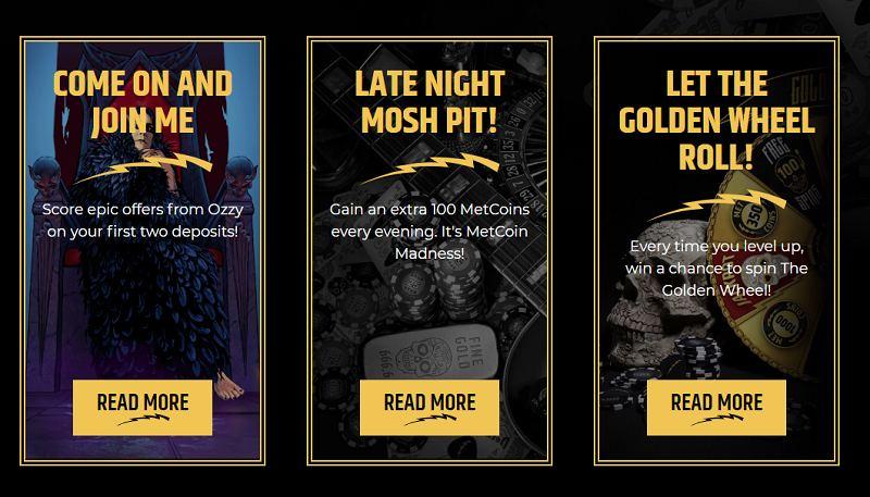 metal casino kampanjat