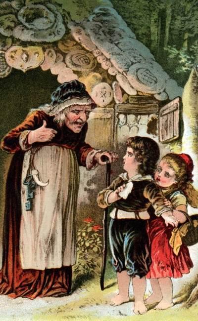 fairytale legends hansel & gretel satu hannusta ja kertusta