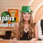 LeoVegasilla Pyhän Patrickin päivän juhlat – Palkintopotti sen kuin kasvaa!