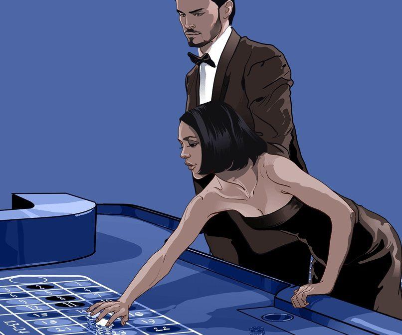 agent spinner casino rulettipöytä