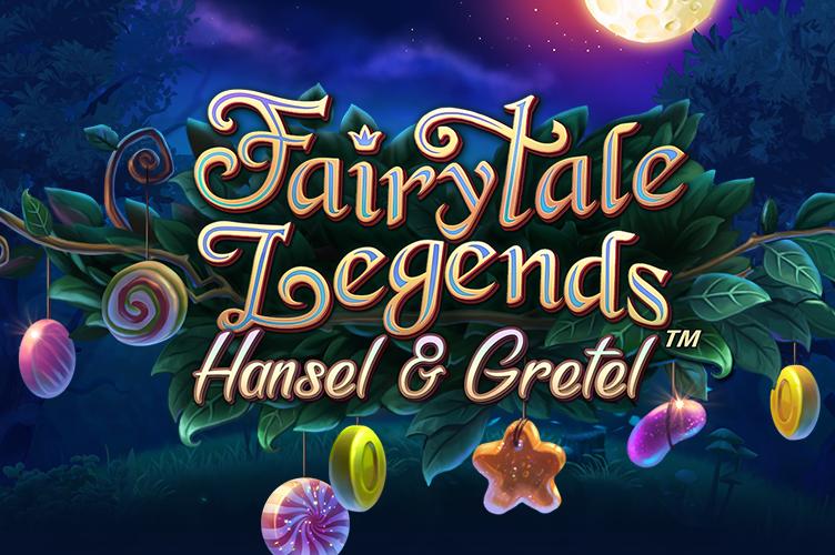 Fairytale Legends: Hansel & Gretel -kolikkopelin logo
