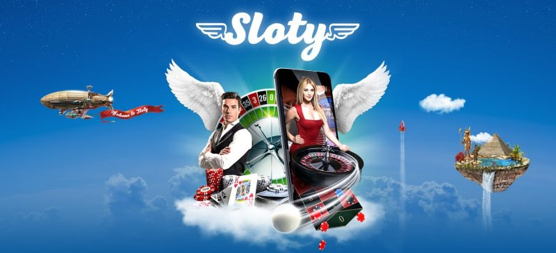 sloty casino livecasino banneri