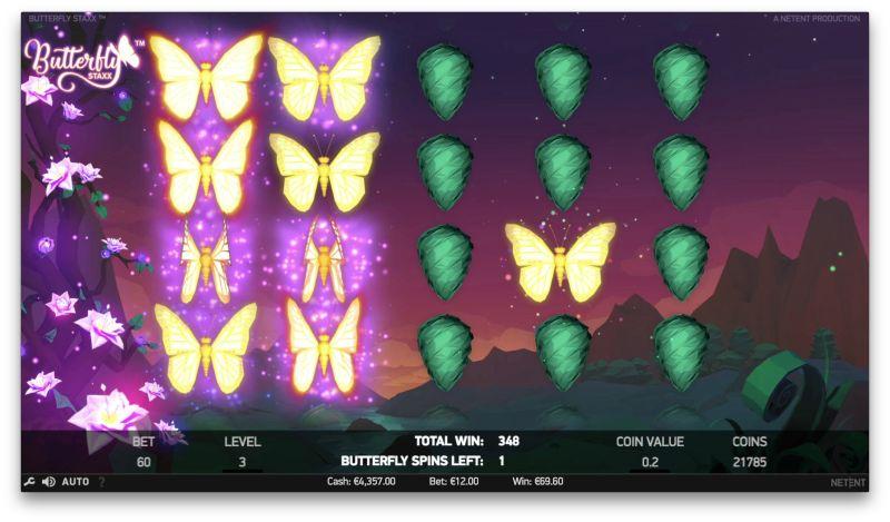 butterfly staxx peliarvostelu butterfly ilmaiskierrokset