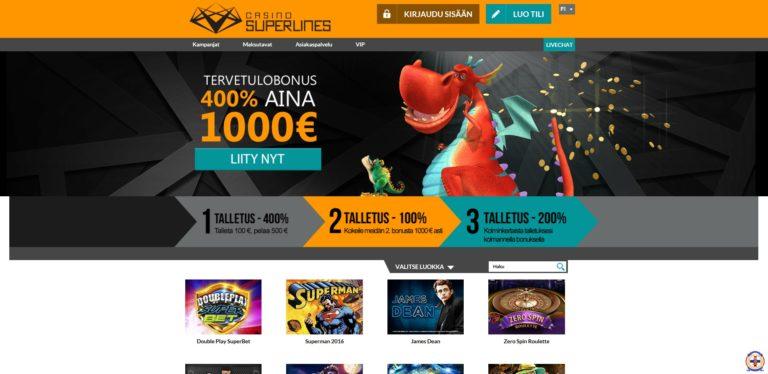 casino superlines nettikasino