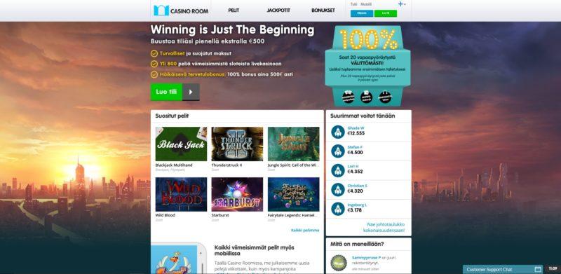 Casino Room nettikasino