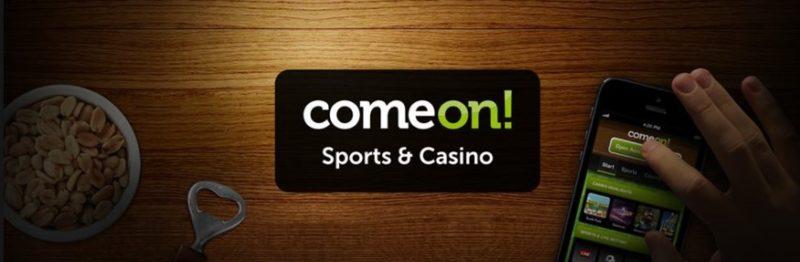comeon sports casino