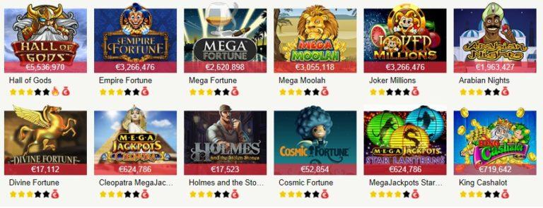 finlandia casino jackpot pelit