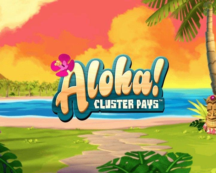 Aloha Cluster Pays logokuva