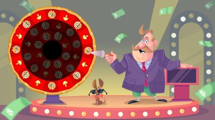 Casino Calzone suurvoittaja