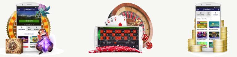 casinoeuro mobiilicasino