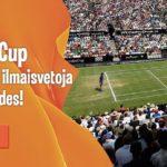 LeoVegasin tenniskesä – Voita ilmaisvetoja tai uusi Mercedes-Benz