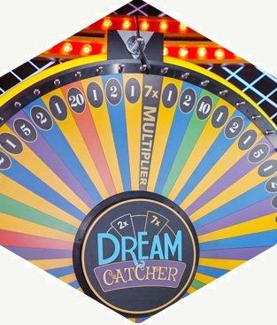 Dream Catcher -kolikkopelin thumbnail