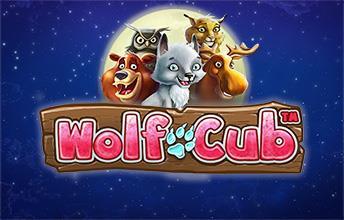 wolf cub kolikkopeli