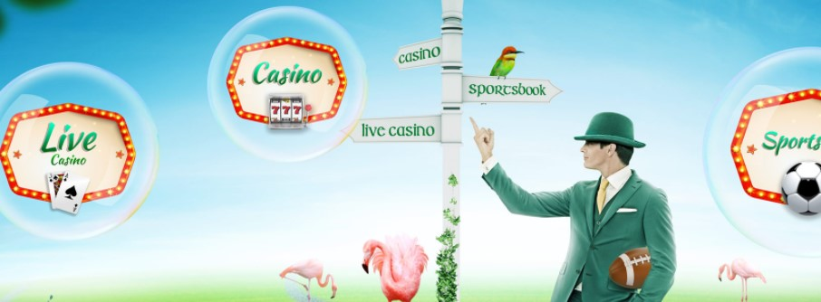 Mr Green Casino uuden pelaajan bonus