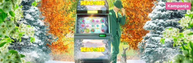 Mr Green Seasons