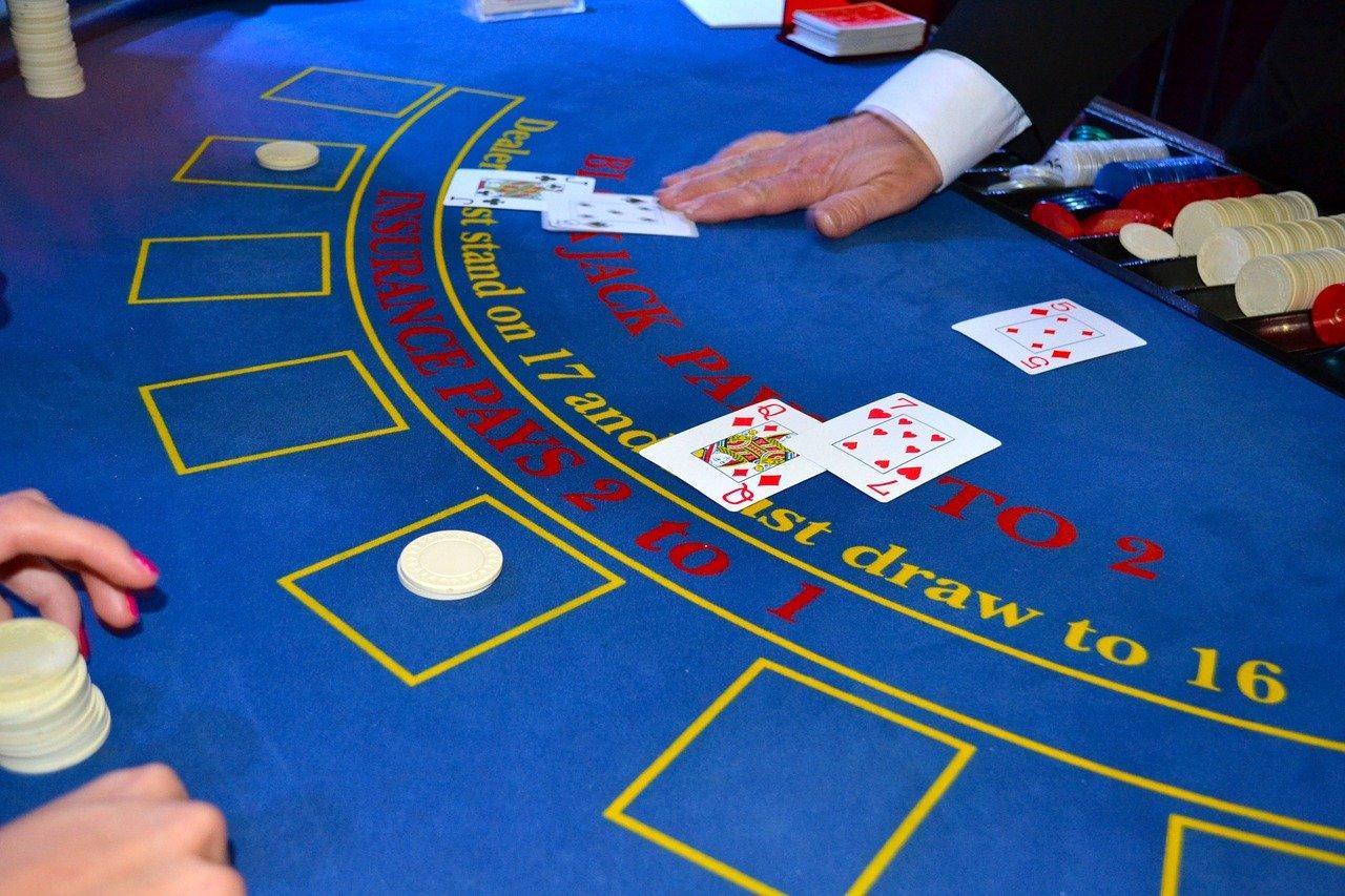 just casino black jack