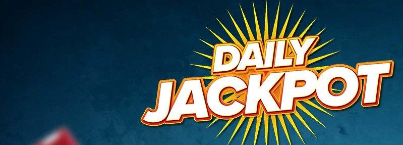 CasinoEuro daily jackpot