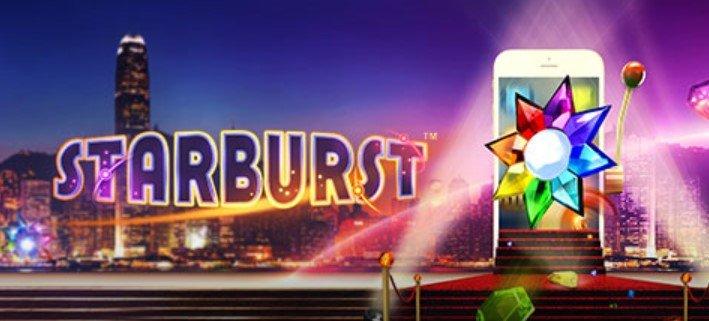 Leo Vegas Starburst -festarit
