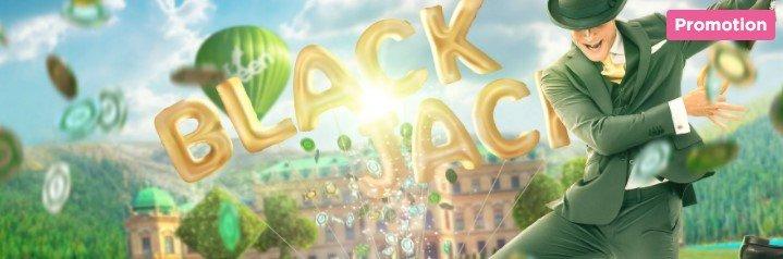 Mr Green Casino blackjack