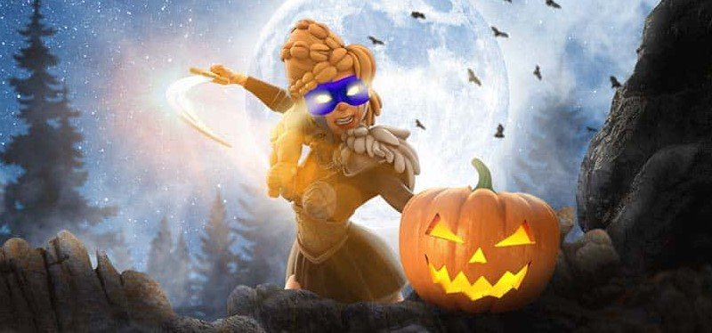 NordicBet Halloween