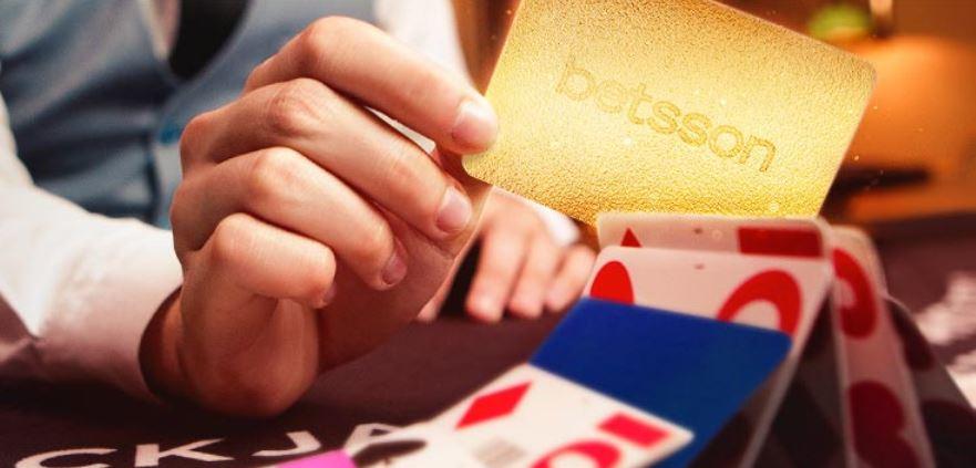 betsson blackjack
