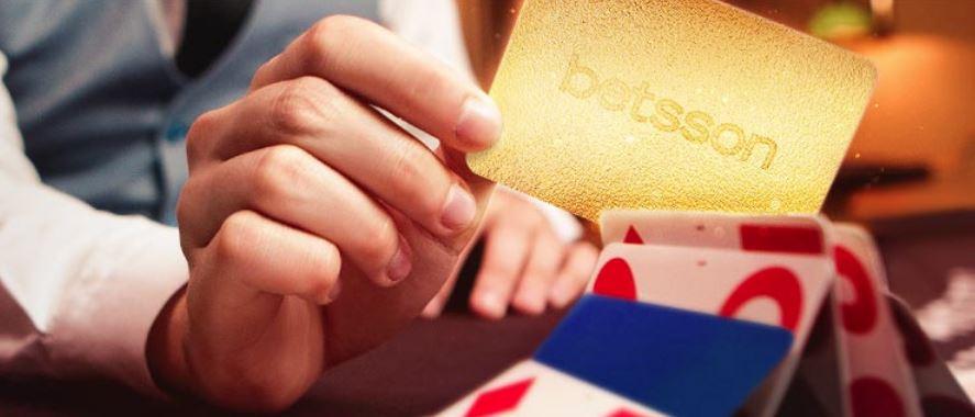 betsson kultakortti